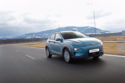 Los Hyundai Kona y Renault ZOE consiguen la máxima puntuación Green NCAP por su bajo impacto ambiental