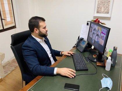 Constituido el Consejo Económico y Social de Cáceres para favorecer la participación ciudadana
