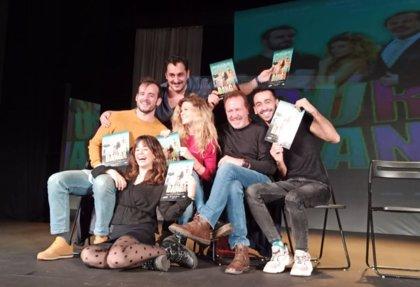 """'Burundanga', la primera comedia sobre el fin de ETA llega al Olymplia renovada con un """"toque muy valenciano"""""""