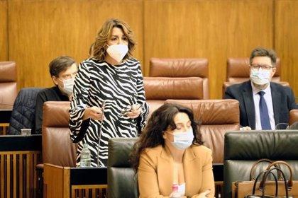 "Susana Díaz pedirá ""responsabilidades"" a la Junta por ""no evitar la deslocalización de Abengoa"""
