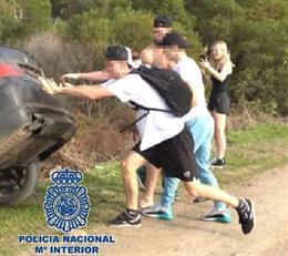 """Nota De Prensa """"La Policía Nacional Detiene A Un Instagramer Que Se Grababa Cometiendo Hechos Delictivos Y Los Publicaba En Redes Sociales"""""""