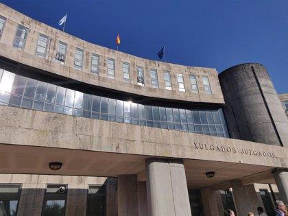 Los juzgados comunicaron a la Xunta 536 medidas de protección a mujeres en el primer semestre de 2020, un 29,8% menos
