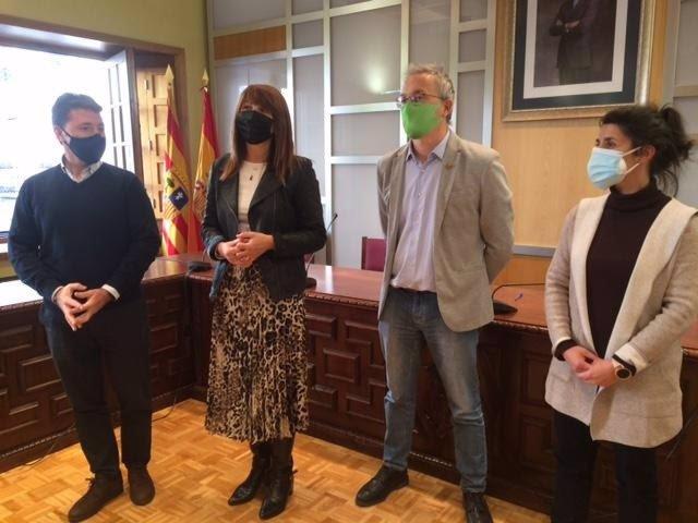 La Diputación Provincial de Huesca continúa afianzando el Alto Aragón como 'Territorio Inteligente'.