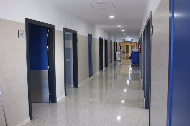 Nueva ala en el Hospital de la Axarquía