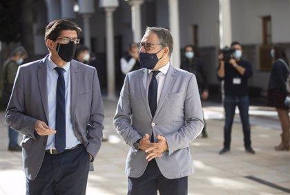 Turismo creará una unidad de servicio para dar cobertura al sector hostelero andaluz