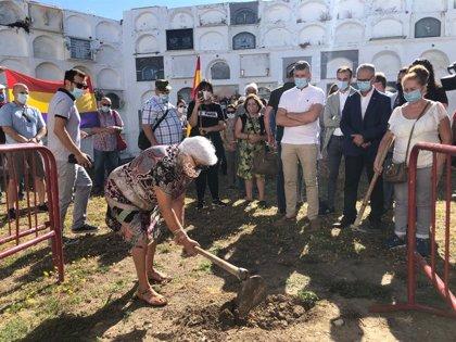 Diputación continuará en 2021 las exhumaciones en Jimena y estudiará sondeos en La Línea