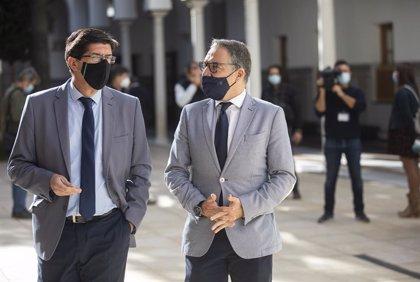 Andalucía creará una unidad de servicio para dar cobertura al sector hostelero andaluz