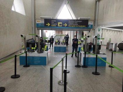 Todos los pasajeros internacionales que llegaron este miércoles a Palma presentaron la PCR negativa