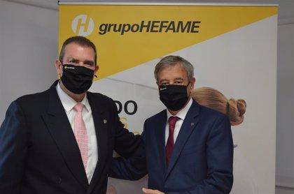 Enrique Ayuso, nuevo presidente de Grupo Hefame