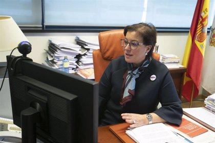 Igualdade y Parlamento se plantean cómo eliminar los mensajes sexistas y vigilar la información sobre violencia machista