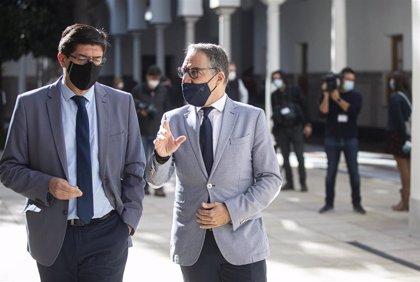 """Marín: El Gobierno pasa como """"apisonadora por los derechos de los españoles no votantes de ERC, Bildu o PNV"""""""