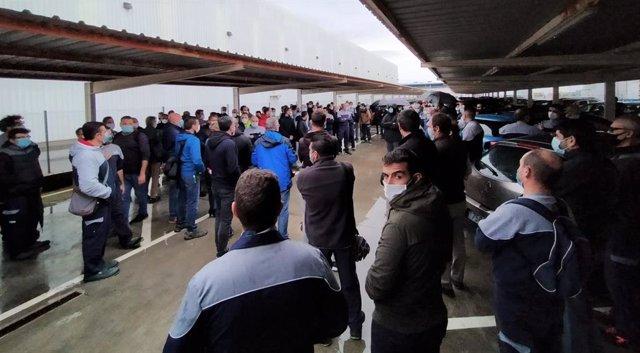 Asamble de trabajadores