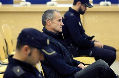 Interior traslada a Logroño a 'Kantauri', jefe de los comandos de ETA en los años 90