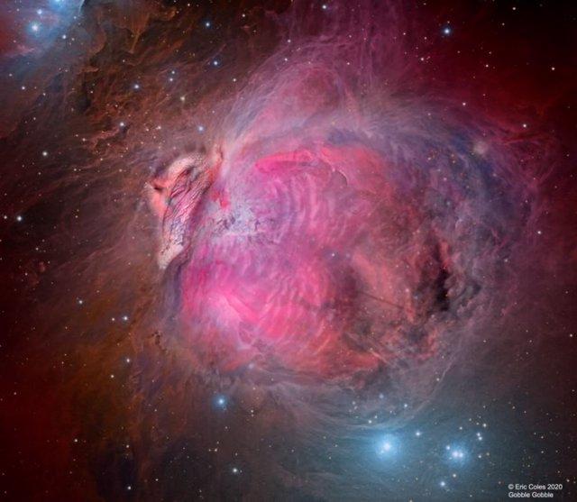 La Gran Nebulosa del Pavo