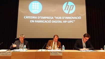 La UPC y HP crean una cátedra conjunta en Terrassa (Barcelona)