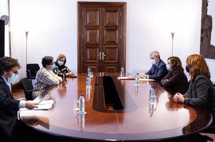 González Laya se reúne este jueves con Cunillera y Colau en Barcelona