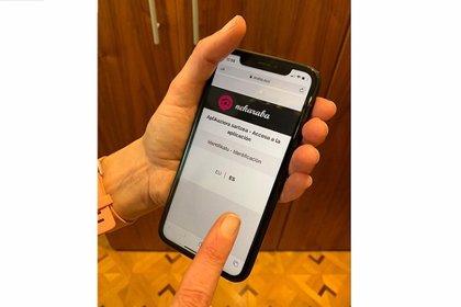 Álava lanza una aplicación para móviles para facilitar los trámites a las explotaciones ganaderas