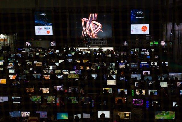 Araba Encounter 07 se celebrará en formato 'online con 340 plazas virtuales