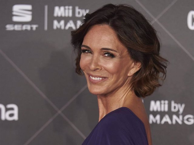 Spanish actress Lydia Bosch attends the VIII Cosmopolitan Fun Fearless Female Awards at the Ritz hotel on October 27, 2015 in Madrid, Spain.