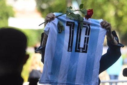 Los partidos de LaLiga guardarán un minuto de silencio por Maradona