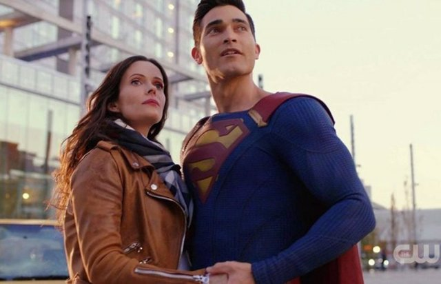 Primera imagen de los hijos de Clark Kent en la serie Superman & Lois