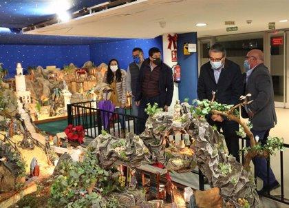 La Diputación de Málaga celebra la Navidad con su tradicional Belén monumental y actividades culturales y deportivas