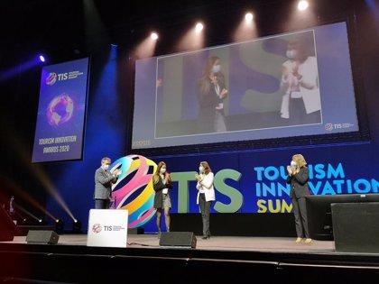 Turismo.- Los premios TIS reconocen a Iberostar, Turisme de Barcelona, Imagine Your Korea, Arctur y Our Mapp