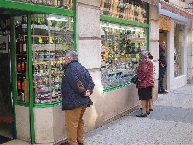 Comercio minorista en Cantabria, comercio,
