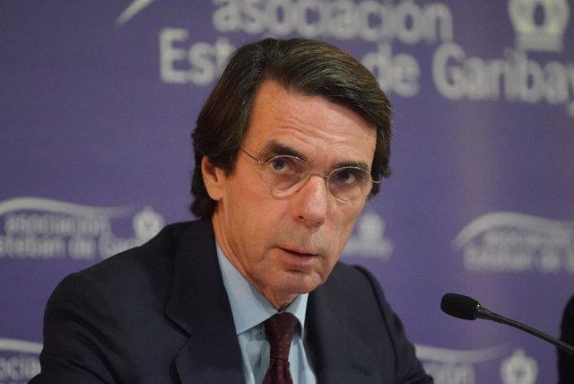L'expresident del Govern espanyol, Jose María Aznar.