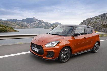 Suzuki disminuirá un 37% sus ventas de vehículos en España este año, pero prevé rebotar un 40% en 2021
