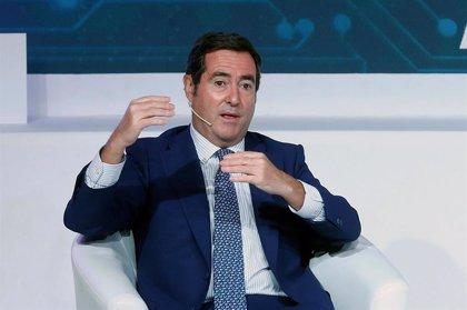 Garamendi (CEOE) insta a prorrogar los ERTE más allá del estado de alarma
