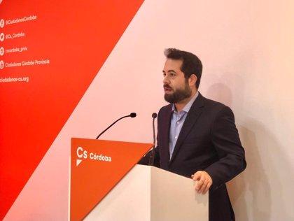 """Cs s'oposa a l'acord entre el Govern central i ERC en matèria fiscal perquè """"perjudica Andalusia"""""""