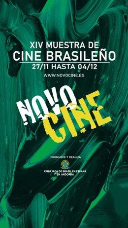Cartel de nueva edición de Novocine