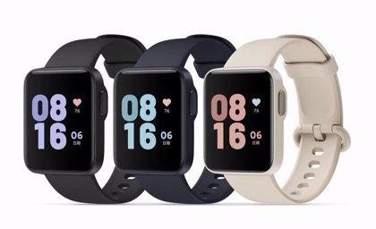El primer reloj inteligente de Redmi apuesta por un diseño rectangular e incluye GPS
