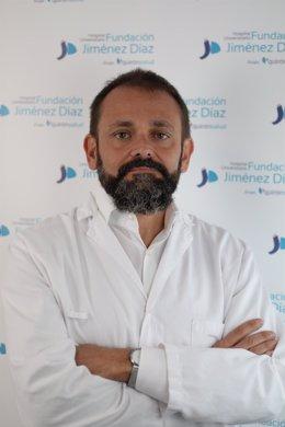 El doctor Federico Rojo, del Instituto de Investigación Sanitaria de la Fundación Jiménez Díaz