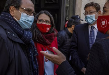 """Oltra espera un """"encuentro bilateral"""" con Puig la próxima semana y niega división: """"Diferencia no es ruptura"""""""
