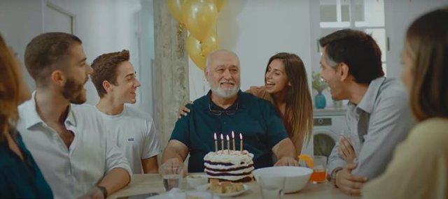 Imagen del spot 'El último regalo'