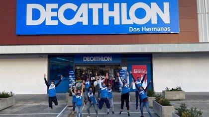 Decathlon abre una nueva tienda en Dos Hermanas con productos que abarcan más de 150 disciplinas deportivas