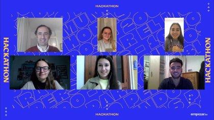 La pulsera inteligente 'TEB' gana la primera edición digital de 'Hackathon Social' de Andalucía Emprende