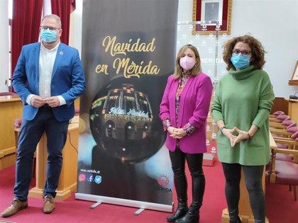 Los niños de Mérida visitarán a los Reyes Magos del 3 al 5 de enero con cita previa en nueve espacios simultáneamente