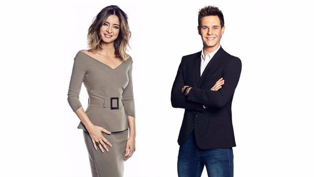 Sandra Barneda y Christian Gálvez conducirán desde Gran Canaria unas dobles Campanadas de Fin de Año 2020 en Mediaset España