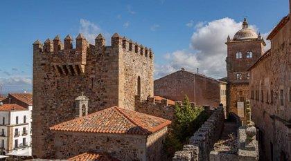 Cáceres abre gratis la Torre de Bujaco y el Centro de la Semana Santa para atraer turistas estas navidades