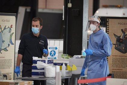 Navarra detecta 162 nuevos casos positivos por Covid-19 este jueves y registra 7 fallecimientos