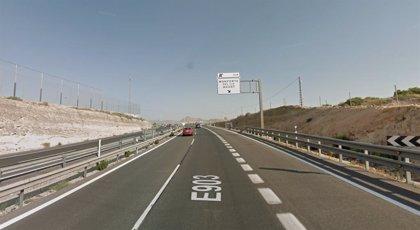 Fallece una joven de 23 años en un accidente de coche en la A-31 en Monforte del Cid