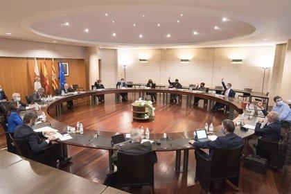 La DPH aprueba, sin ningún voto en contra, los presupuestos para 2021 que alcanzan los 75 millones de euros