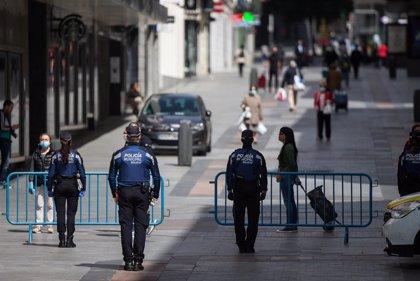 Policía Municipal de Madrid doblará efectivos los findes de Navidad en zonas comerciales y vigilará aforos de comercios