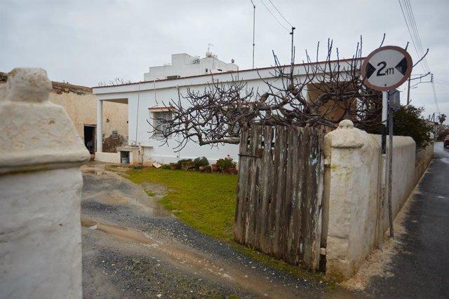 Una zona abandona de Famagusta, en Chipre.