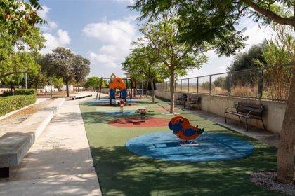 El Ayuntamiento de Marratxí reabrirá una veintena de parques infantiles a partir de este sábado