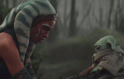 Ahsoka Tano revela el nombre real de Baby Yoda y su pasado en The Mandalorian