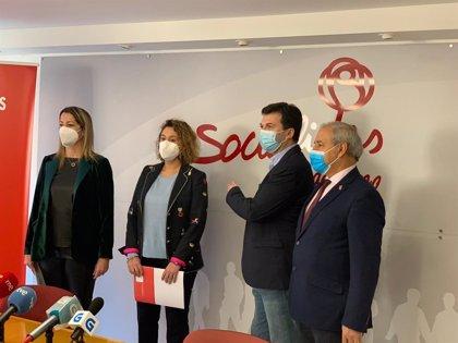 """El PSdeG reprocha a Feijóo la ausencia de una """"hoja de ruta"""" para la reactivación pese a tener más fondos del Estado"""